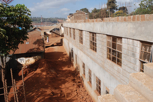 The Spurgeon Academy in Kibera