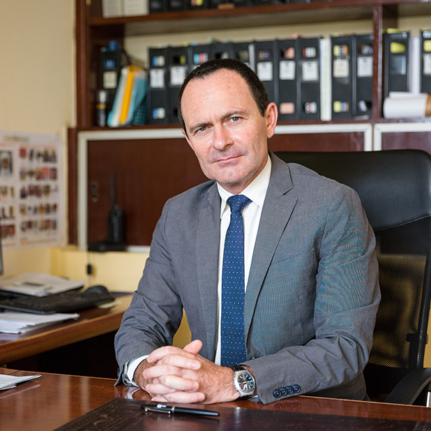 Philippe Renault, Director, AFD, Niger