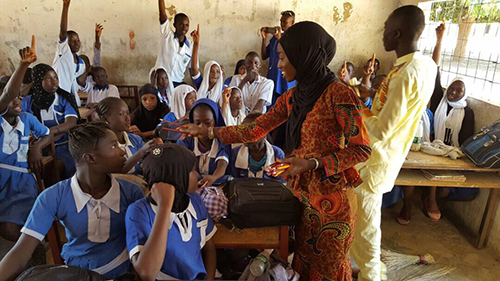 Salimatou Foundation for Education (SaFE).