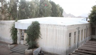 A view of Fazel Kandahari high school in Afghanistan. Credit: GPE/Jawad Jalali
