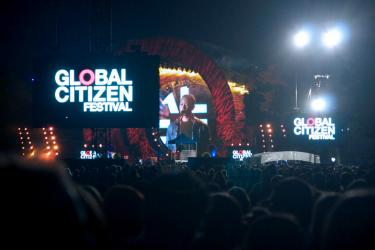 Credit: The Global Citizen Festival