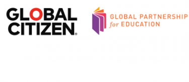 Global Citizen and Global Partnership for Education logos