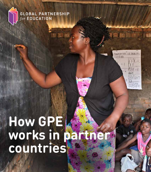 How Gpe Works In Partner Countries Documents Global Partnership For Education