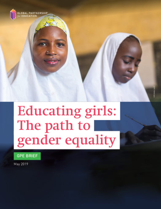 Brief. Educating girls: The path to gender equality