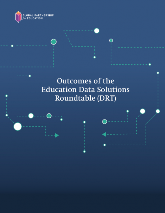 Outcomes of the Education Data Solutions Roundtable