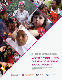 Missed opportunities: The high cost of not educating girls