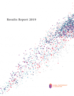 Results Report 2019 cover