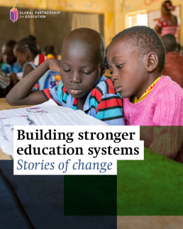 Building stronger education systems. Stories of change