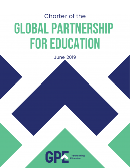 Charter of the Global Partnership for Education