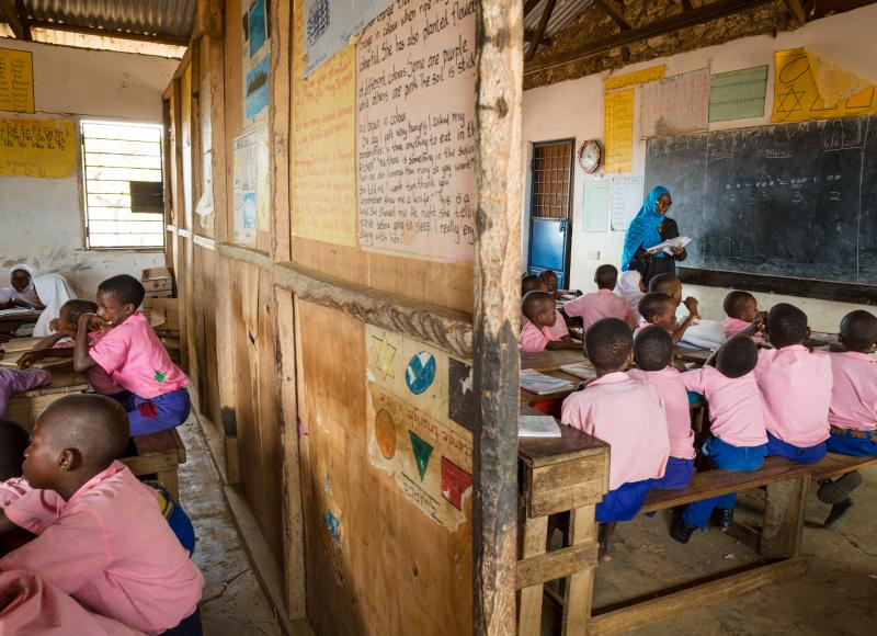 Overcrowded classrooms impact learning
