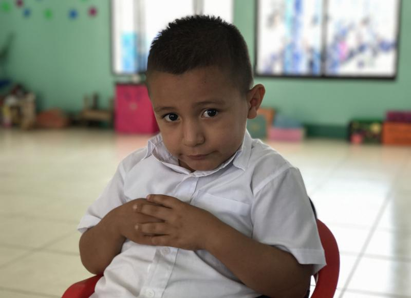 Lack of resources for early learning