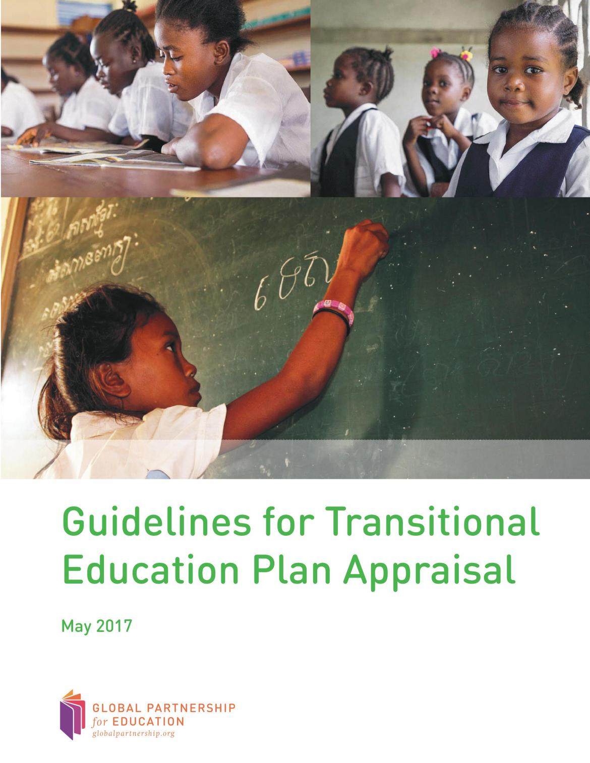 Guidelines for transitional education plan appraisal