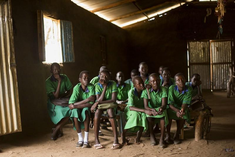 Expanding education opportunities for girls in South Sudan