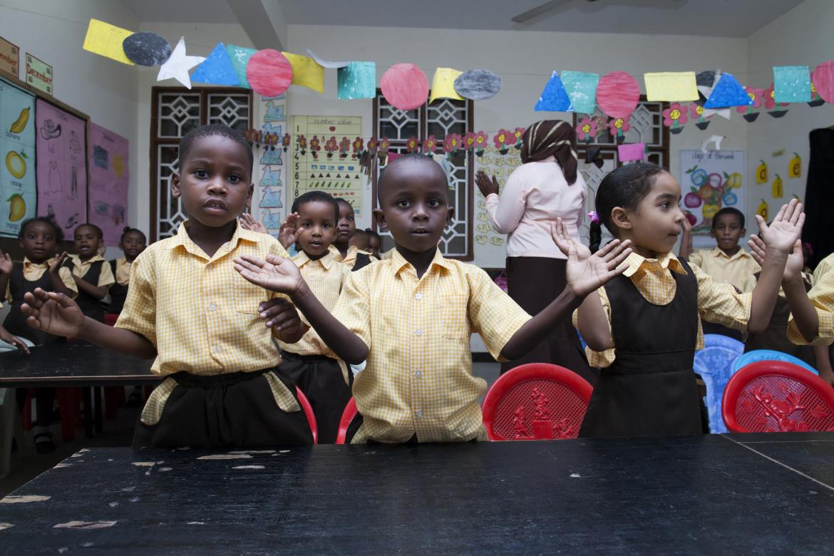 Can pre-primary education help solve the learning crisis in Africa?
