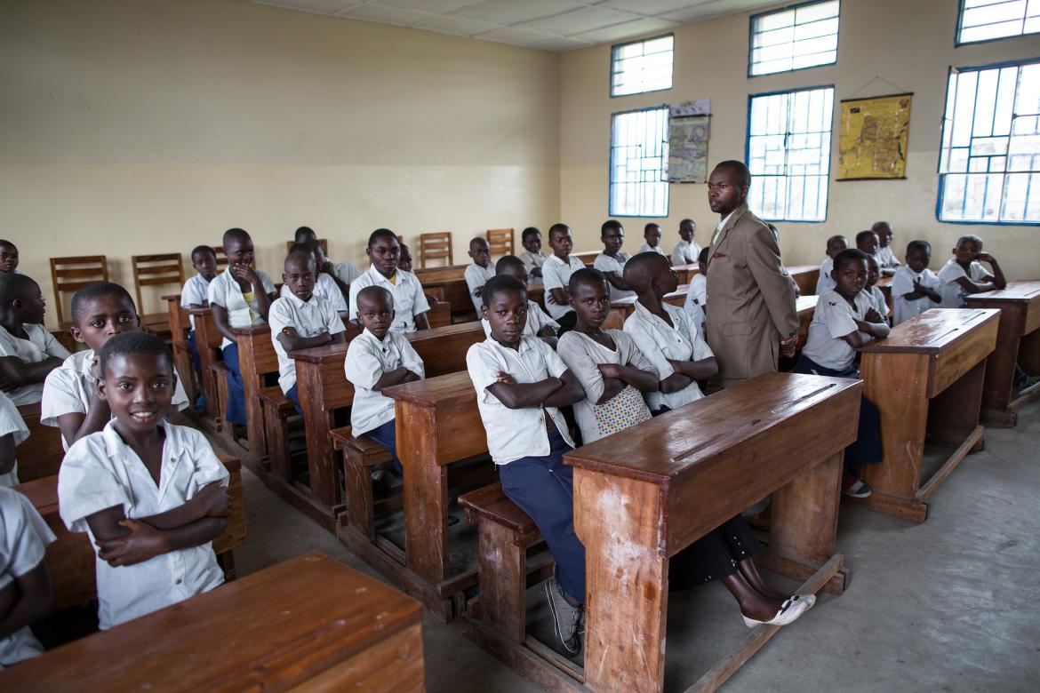 In which country are teachers treated with respect 23
