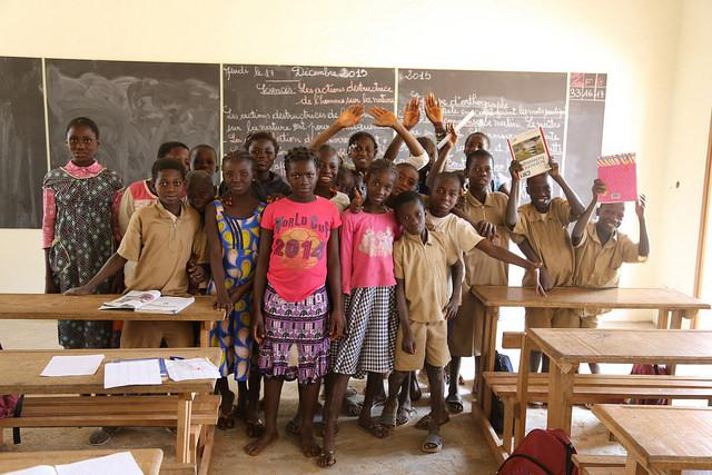 The role of education in promoting peace | Global Partnership for