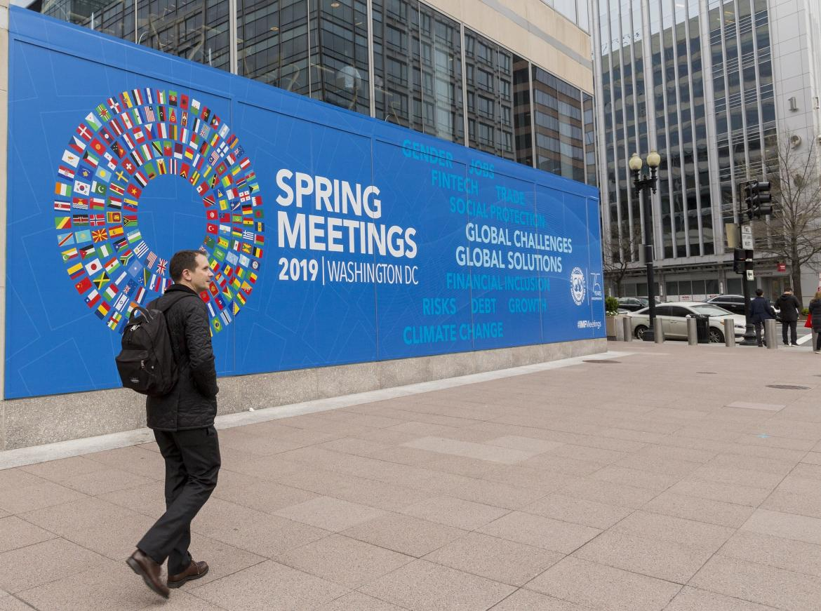 Education events at the World Bank/IMF Spring Meetings