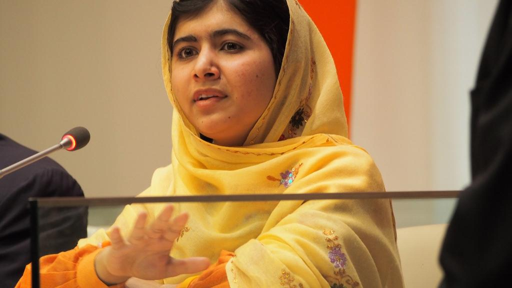 Our Top 5 Favorite Malala Quotes