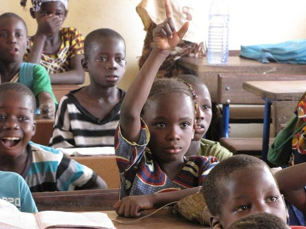 Education Is The Great Equalizer Global Partnership For Education