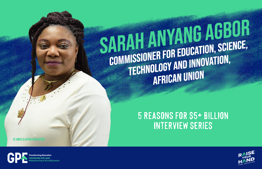 5 reasons for $5+ billion: Interview with H.E. Prof. Sarah Anyang Agbor
