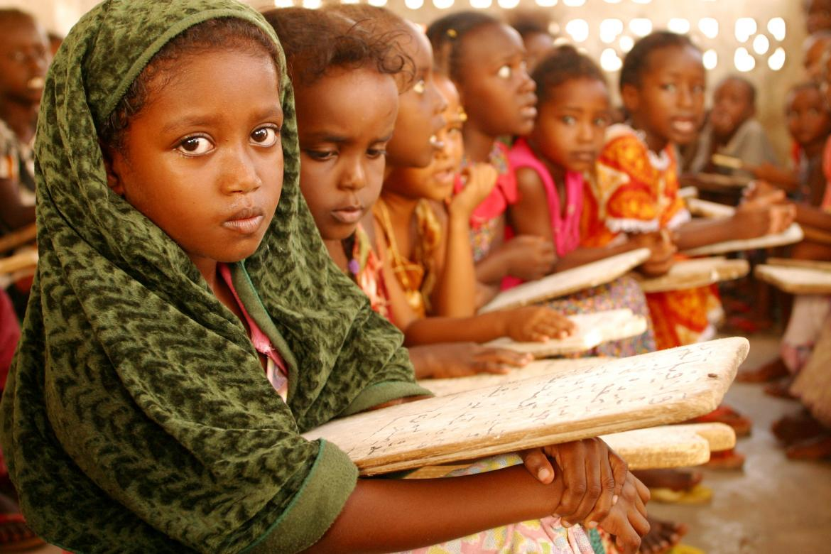 School students in Djibouti. Credit: UNICEF-Djibouti