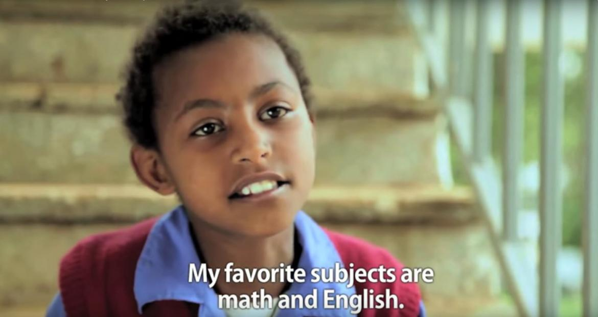 In Ethiopia, tackling poverty through education