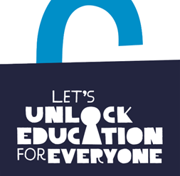 Let's unlock education for everyone