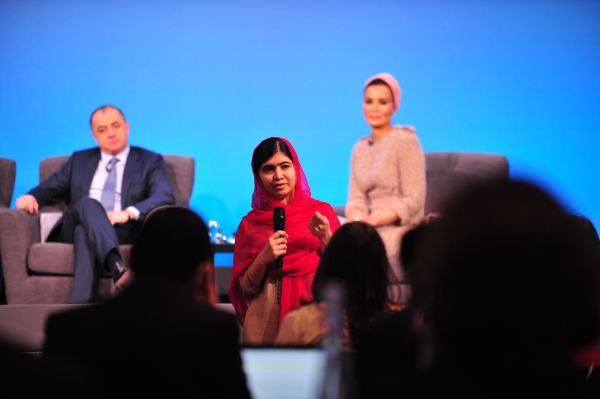 Importance of education recognized at conference on Syria