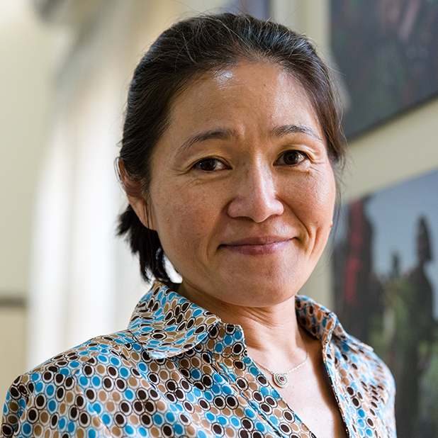Tomoko Shibuya, Directrice pour l'éducation, UNICEF Niger