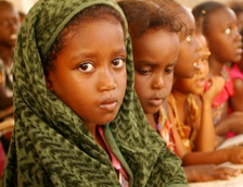 Financing health and education: girls driving development