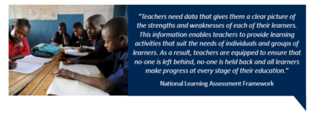 Zambia works to improve learning for all
