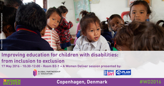 Ensuring education for children with disabilities: from exclusion to inclusion