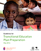 Guidelines for transitional education plan preparation