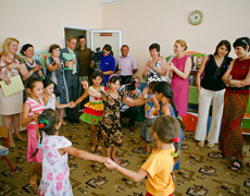 Helping Moldova's Kids Learn and Grow