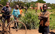 Uganda wants to reach all out-of-school children