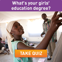 Quiz: What's your Girls' Education Degree?