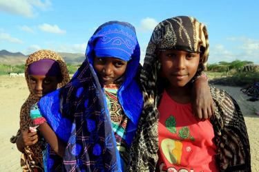 Education in Somaliland, Somalia. Credit: UNICEF/Hana Yoshimoto