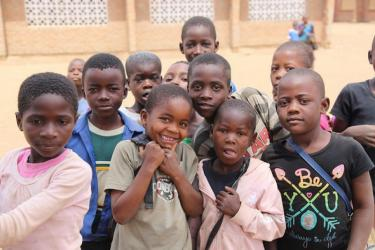 A group of students in Malawi. Credit: GPE/Chantal Rigaud