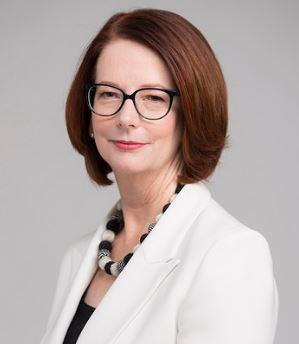 Julia Gillard is Chair of the Board of Directors of the Global Partnership for Education Credit: GPE/Grant Ellis